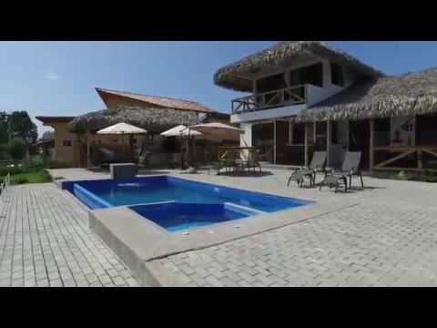 Casa Los Panchos - Olon, Ecuador - Tour
