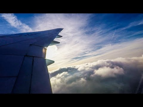 Full flight video, Seoul (Incheon) to London (Heathrow), B777-200, Asiana Airlines