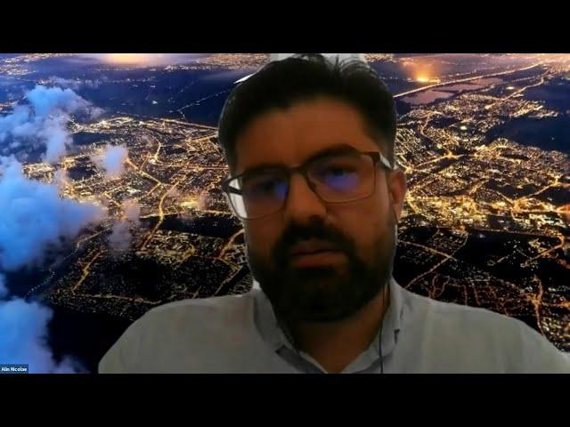 Alin Nicolae (ENGIE Romania) Digitalizare și Eficiență energetică – Timișoara