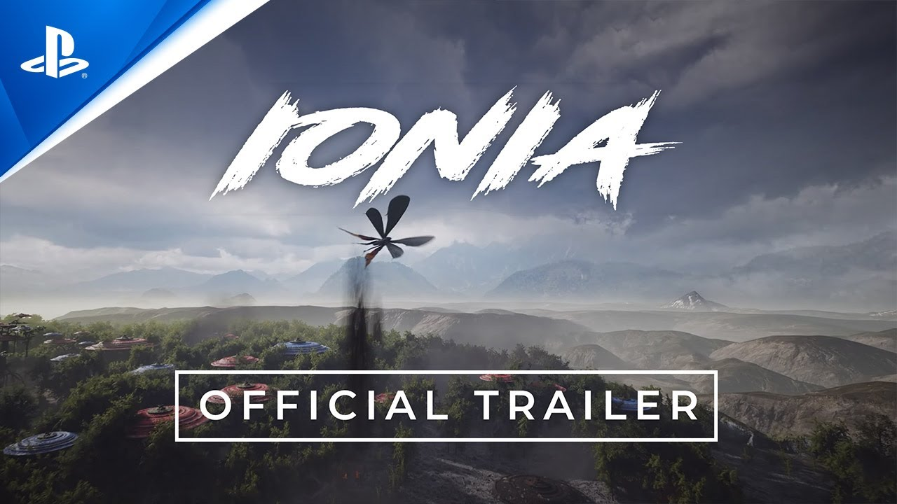 Rhythm of the Universe: Ionia - Official Trailer | PS VR