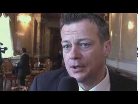 Vereidigung von Martin Landolt als BDP Nationalrat - 2009