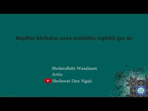 SHOLATULLAHI WASSALAM | masbosTV - Sholawat dan Ngaji