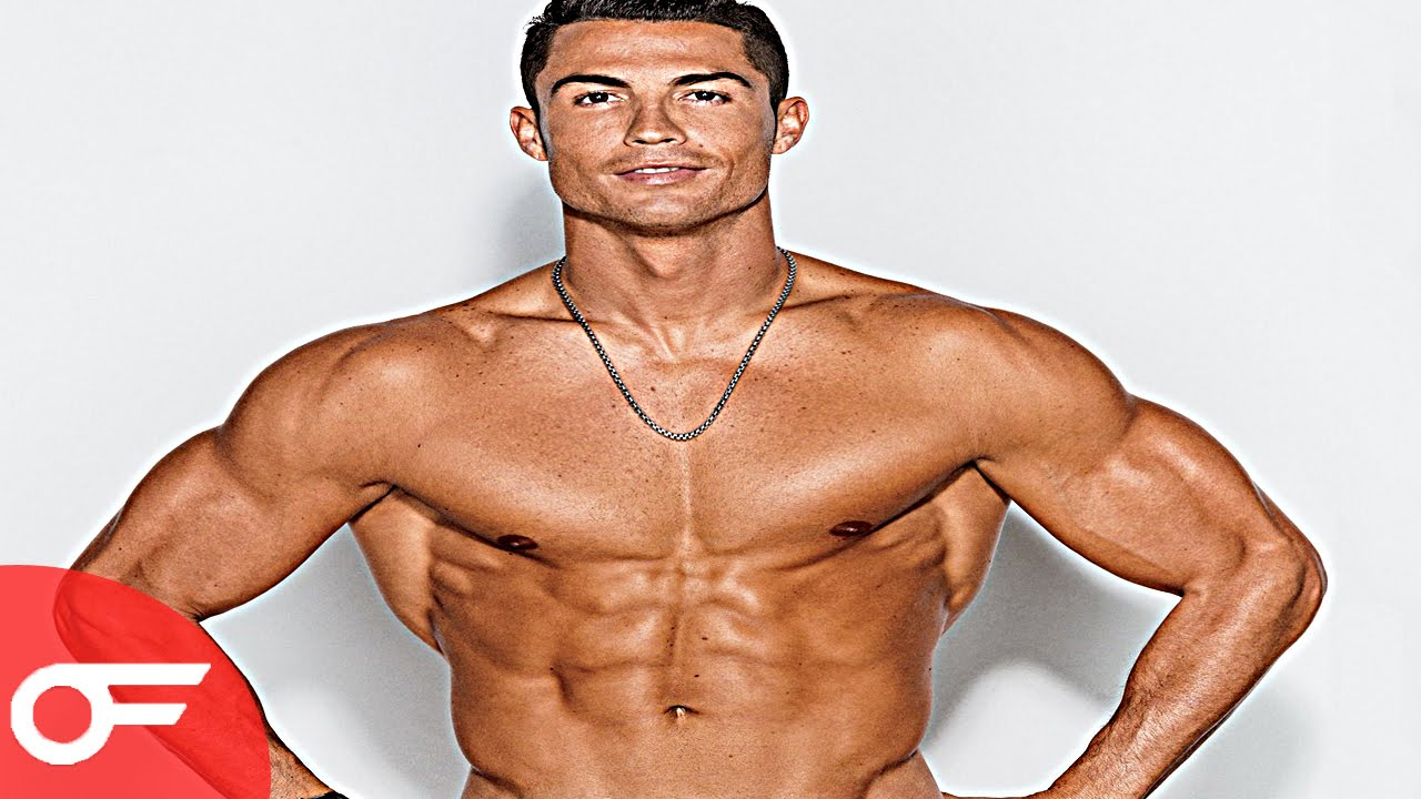 ronaldo body transformation