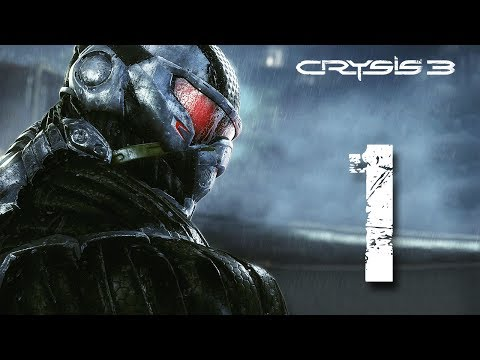 "Crysis 3 | Let's Play | Part.1 - LAURENCE ""PROPHET"" BARNES"