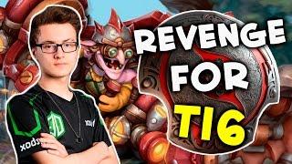 Miracle revenge for kick off TI6 — Liquid vs TnC