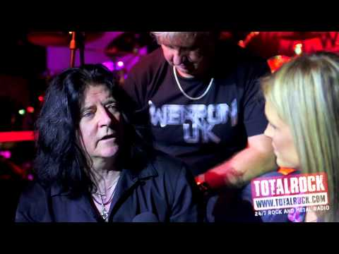 Weapon UK interview with Michelle (TotalRock)