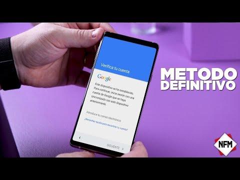 Como Eliminar Cuenta De Google En Cualquier Samsung 2019 | Nueva Solución