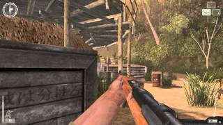 11. Medal of Honor: Pacific Assault - Realistic Difficulty Walkthrough - Guadalcanal: Village Beach