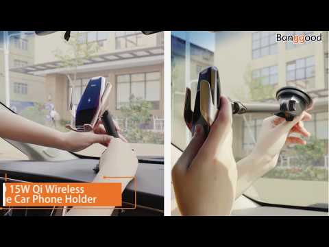 5 New Mobile Phone Car Holder|2020 Latest Car Charging Holder|Buy At Banggood