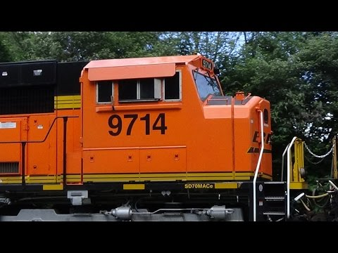 HD : Railfanning the NS Memphis West District ft. NS, UP, BNSF, CN, CREX, and a SD70MACe!