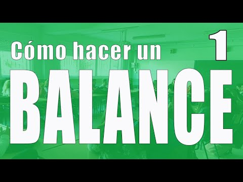 Ejercicios balances, ratios y fondo de maniobra (PBAU) BALEARES