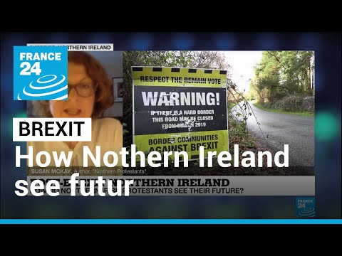How do people see their future in a post-Brexit Northern Ire