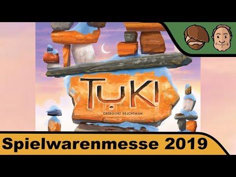 Tuki - Brettspiel - Spielwarenmesse 2019