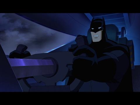Batman vs Liga de la Justicia- Justice League Doom (Español Latino)