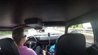 Ferrari Testarossa POV Drive Out