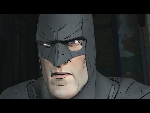 BATMAN TELLTALE SERIES EPISODE 2 Trailer (Children of Arkham)