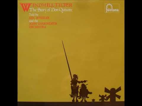 Kenny Wheeler -  Windmill Tilter ( Full Album )