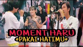 Download MOMENT PAKAI HATIMU!! TANGIS HARU BU AYU DEWI UNTUK ANREZ PUTRA ADELIO,