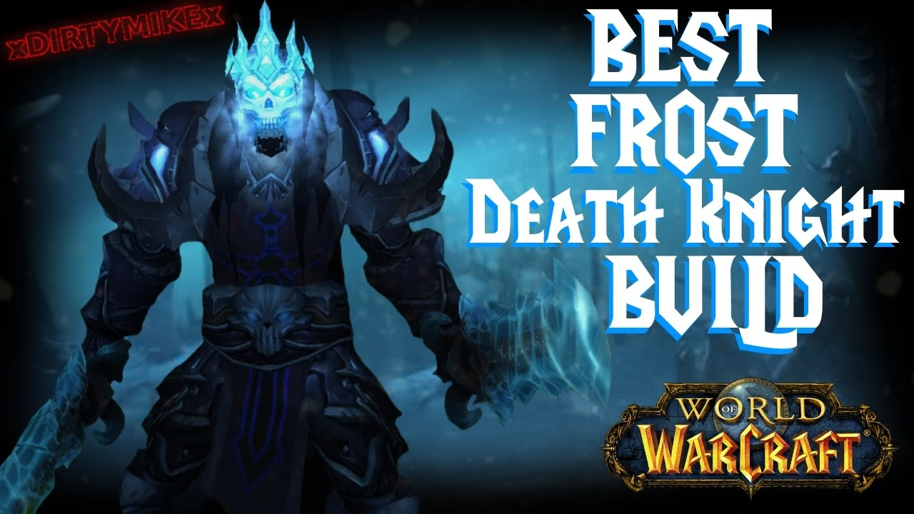 BEST FROST DK BUILD! - YouTube