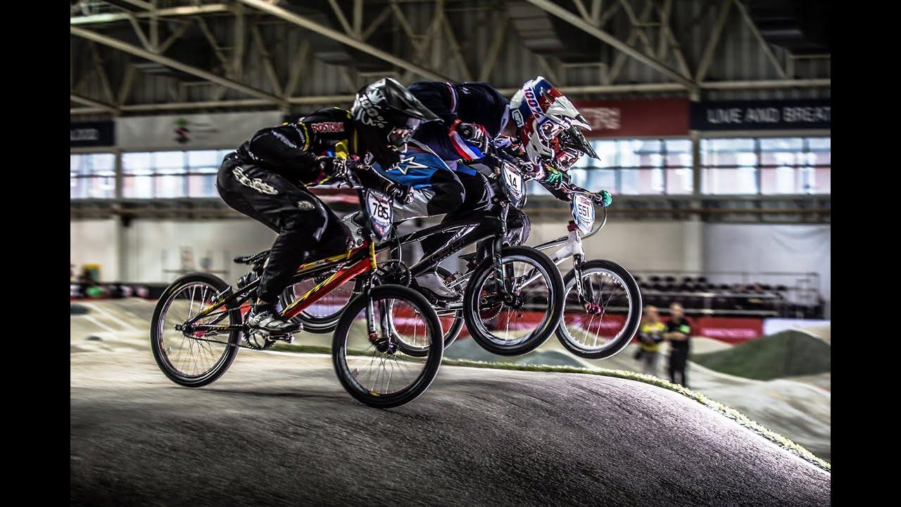 2016 UCI BMX Supercross / Manchester (UK) - Women\'s Final - YouTube