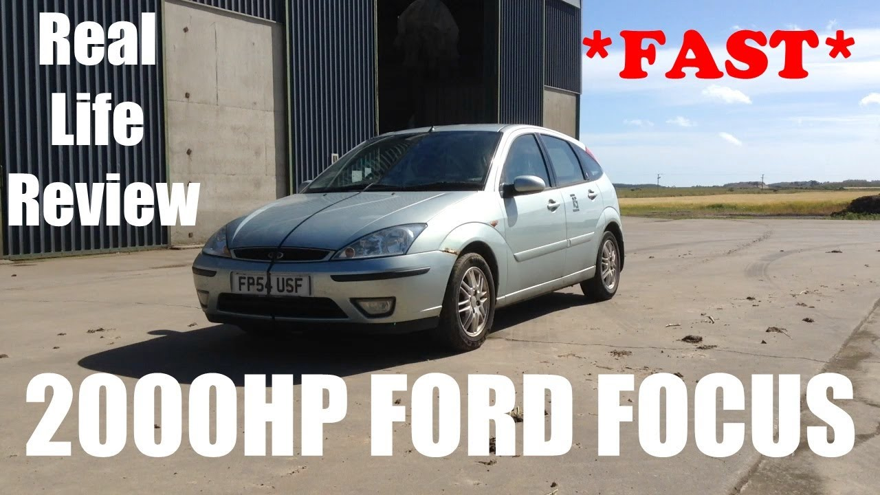 2000hp Ford Focus Fast Real Life Review