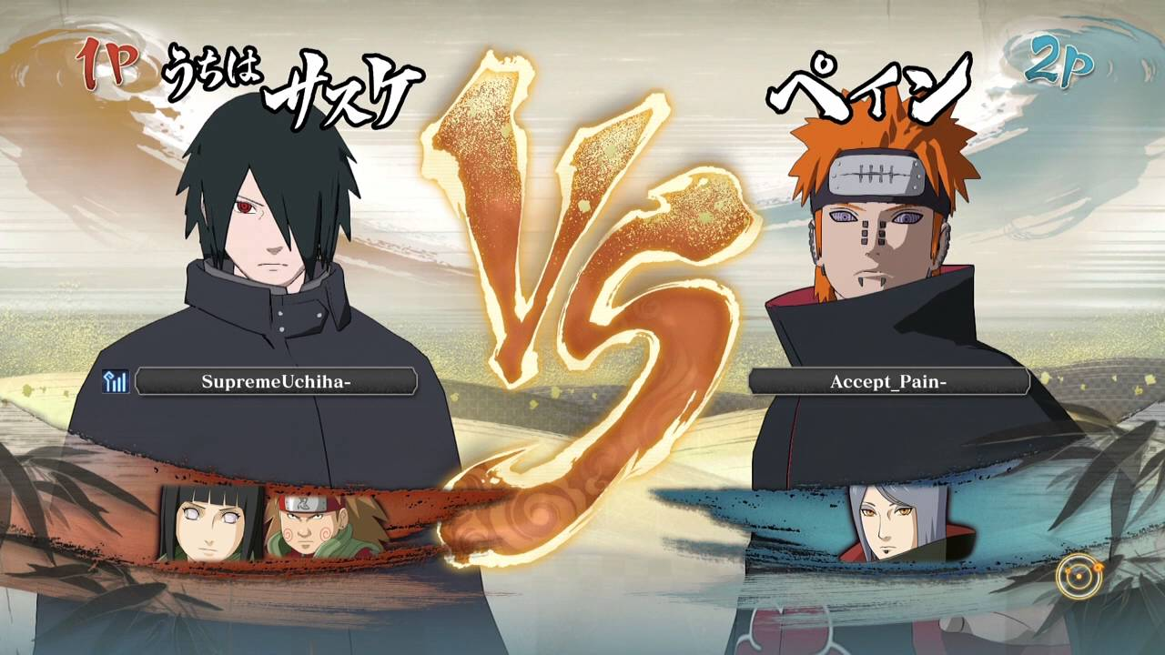 You Could Never Understand My Pain Test Run Naruto Storm 4 Youtube