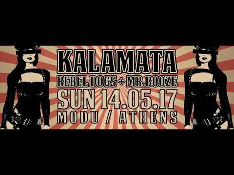 Kalamata - (Full Set) @ MODU, Athens Greece 14/05/2017