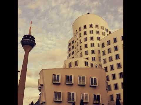 Top places in Düsseldorf Germany world traveler, Rheinturm, Altstadt, Neuer Zollhof, Schadowstraße