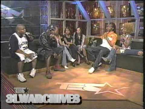 3LW & Naughty By Nature Interview (2002)