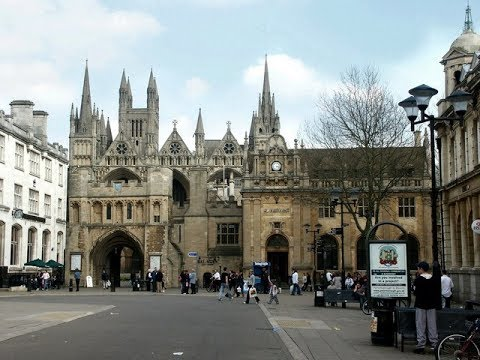 Places to see in ( Peterborough - UK )
