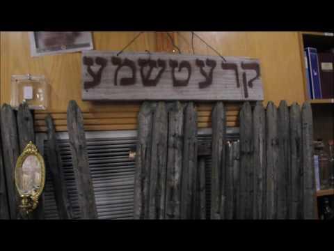 Students Dress Up Yeshiva For Purim