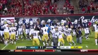Best Brawls Ever in Football (NCAA)