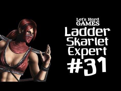 Лестница Mortal Kombat 9: Komplete Edition #31 Skarlet [Ladder Expert][PC]