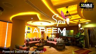 حريم صبا / Hareem Spa by Stable Marketing Agency
