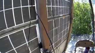 Самодельные солнечные батареи, через 2,3,5,6 лет эксплуатации. Понятные минусы.(, 2015-06-25T13:03:17.000Z)