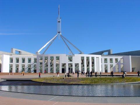 Parliament House, Canberra, Australian Capital Territory, Australia, Oceania