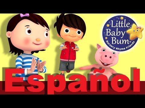Salta, salta, salta   Canciones infantiles   LittleBabyBum