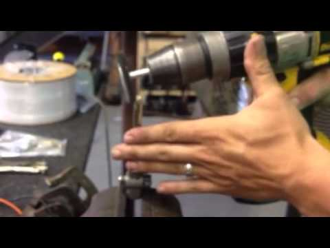 How to clean Electronic ignition igniter for a gaslight
