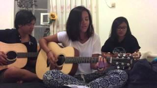 DESI & ANDHIKA & DENISA - Bitter Heart   Zee Avi (cover)
