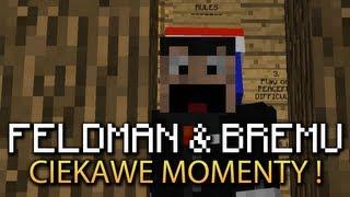 Feldman & Bremu - PARKOUR CIEKAWE MOMENTY !