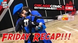 C2E2 2018 DAY 1 RECAP!