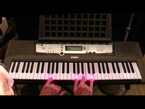 Unchained Melody Piano Chord Tutorial