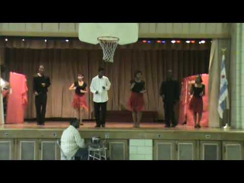 salsa dance- Al raby oct 09