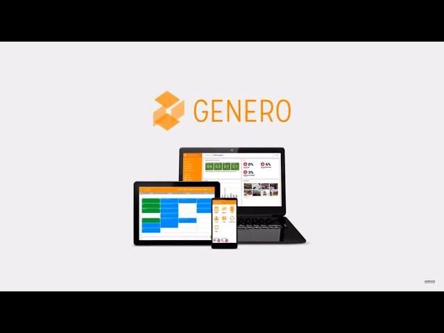 Genero Solutions - CRM system