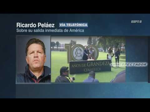 Ricardo Pelaez reta a John Sutcliffe al aire en ESPNRF