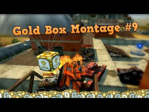 Tanki online Gold Box Montage #9 by Hakkeritipu