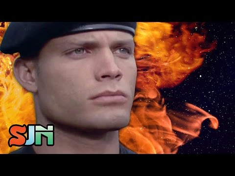 Starship Troopers Star on Reboot!