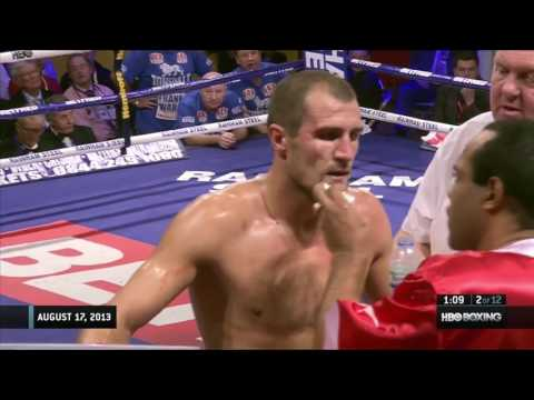 Sergey Kovalev vs  Nathan Cleverly HD