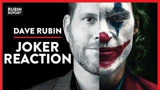 Joker Reaction - What Critics Got Completely Wrong About Joker | DIRECT MESSAGE | Rubin Report Video