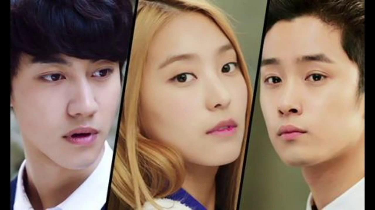 مسلسل الكوري رومانسي مدرسي 14